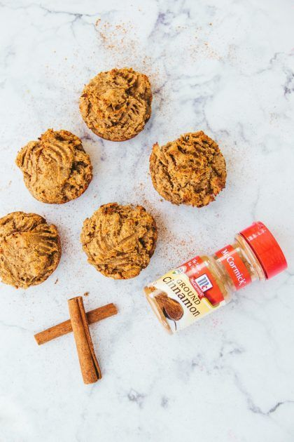These Bikini Series Snickerdoodle Muffins Are About to be Your Go-To Treat! (ToneItUp.com)