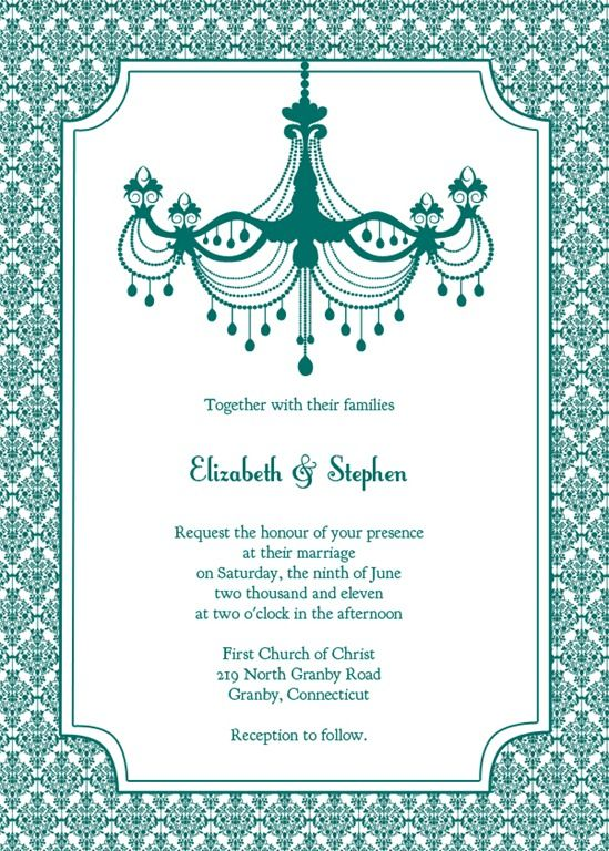 25 best ideas about Free Printable Wedding Invitations on – Invitation Templates Free