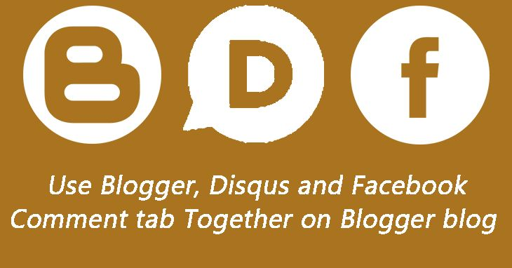 How To Integrate Blogspot Disqus And Facebook Comment Tabs On Blogger?   There is a debatable topic on selecting comment box for blogger blog there are numbers of comment platform available on for blogger user like Disqus Facebook Livefyre and so on. There is a positive and negative points of individual comment platform If we want to gain the all advantages of each comment system than we have to add multiple comment system in our blogger blog. Today i am here bring the plugins that will…