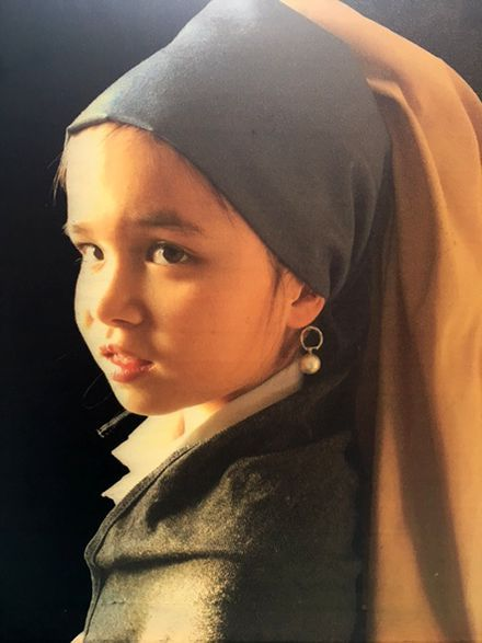 79 best Girl with a pearl earring images on Pinterest ...