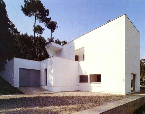 alvaro siza / casa vieira de castro architettura Pinterest
