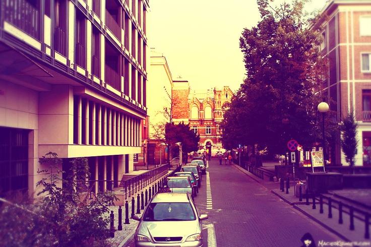 #Galczynskiego street    #Foksal Residence
