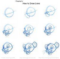 how to draw cartoon furries