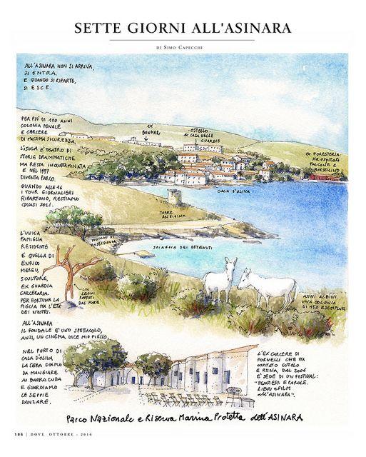 "Asinara island, Sardinia | ""Sette giorni all'Asinara"" Octobe… | Flickr"