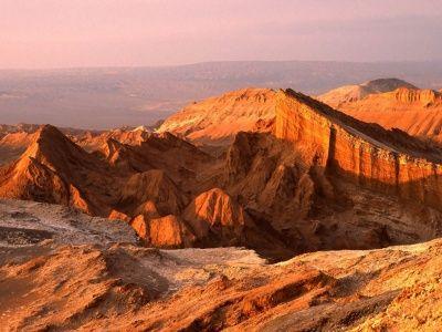 San Pedro de Atacama, Valle de la Luna