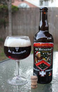 St. Bernardus #Christmas Ale #beer #cerveza #packaging