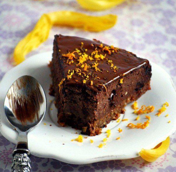 Шоколадный тофукейк