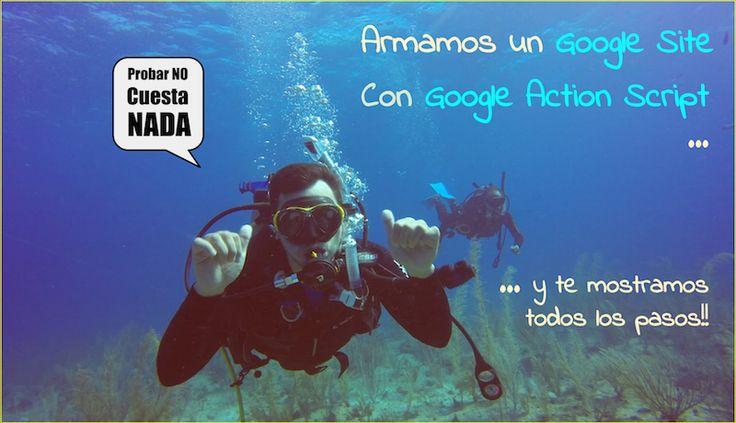 """Probar No Cuesta Nada . com: Proyecto """"Horas de Tango"""" en Google Sites Finalizado!"""