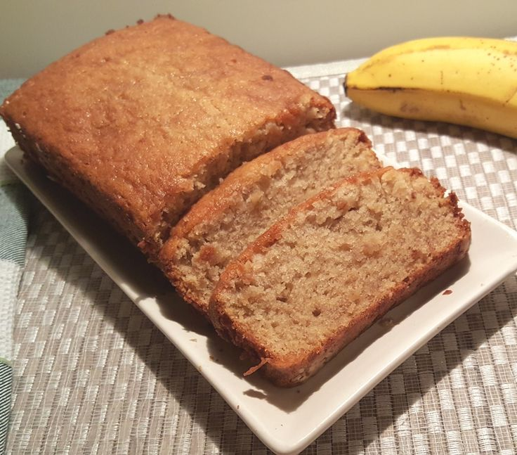 My Simply Delicious Buttermilk Banana Bread is just that, simple and delicious.  Sometimes, it is just the simple pure ingredients that are the best in life.