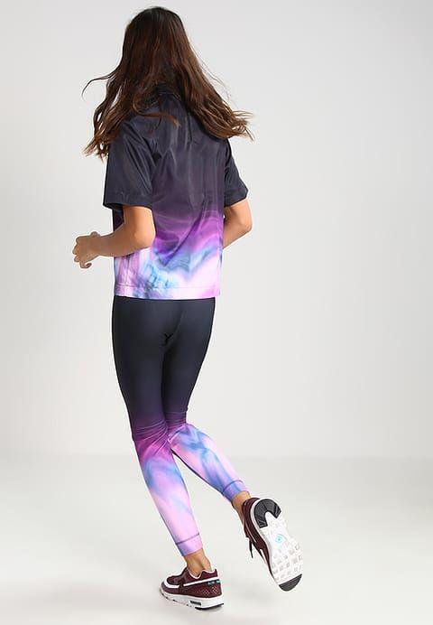 Nike Sportswear Legginsy - black/pink za 186,75 zł (21.01.17) zamów bezpłatnie na Zalando.pl.