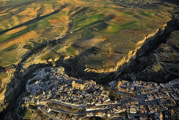 Alhama De Granada Volcanic Lands