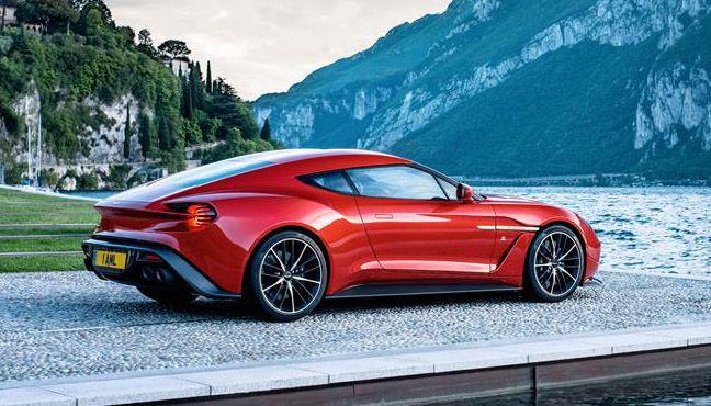 Aston Martin Vanquish Zagato  Plus de découvertes sur Le Blog des Tendances.fr #tendance #voiture #bateau #blogueur