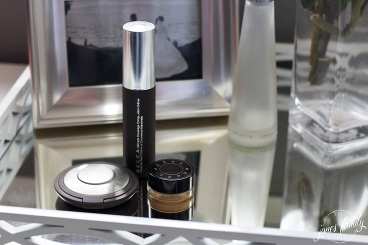 Beauty Review - Becca Foundation | The Jones Family Five #BeccaCosmetics #Foundation #Makeup #Sephora