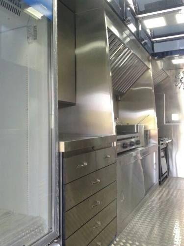trailer de lanche food truck 4,70 x 2,20 - elite