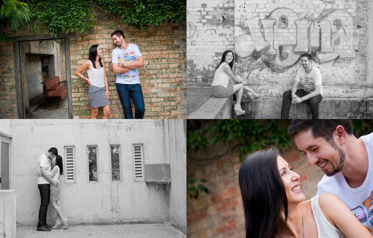 Simon & Martha | Brisbane Powerhouse | New Farm Park | Engagement Shoot | Brisbane Wedding Photographer - Chris Hall Photography