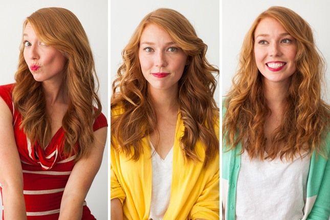 Уложить волосы так, чтобы получилась идеальная волна – непростая задача.Мы расскажем, как с легкостью сделать романтические, «богемные» и пляжные локоны.