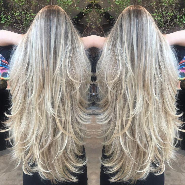 90 Best Long Layered Haircuts – Hairstyles for Long Hair 2019 – long hair cuts/highlights/curl