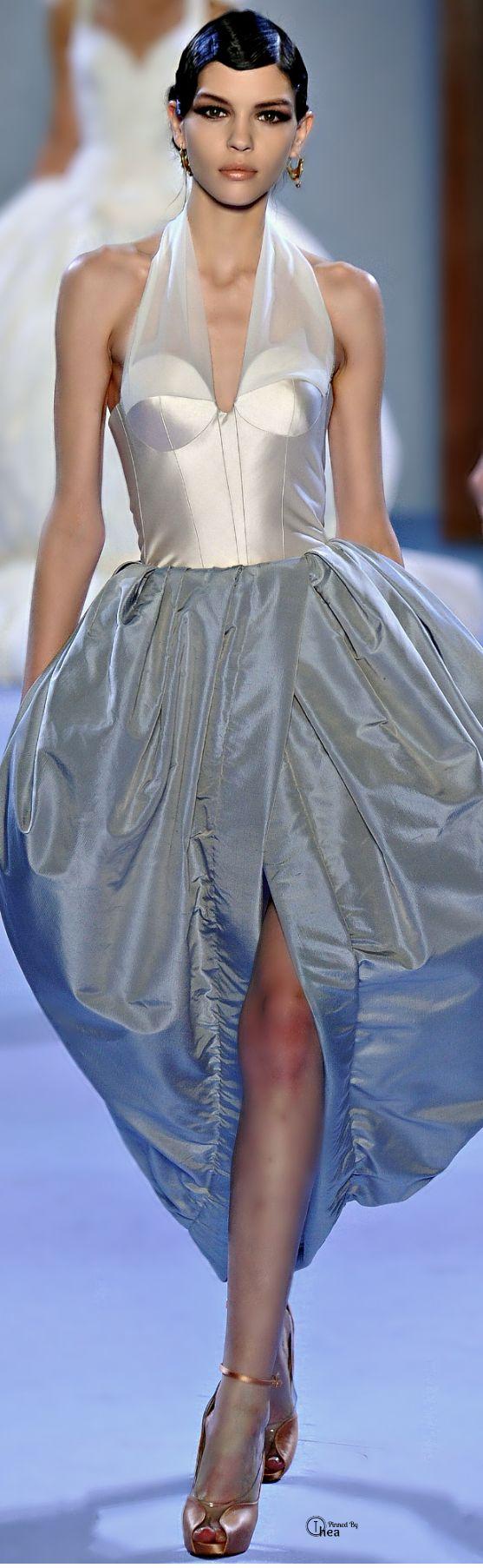Ulyana Sergeenkos ● Haute Couture S/S 2014