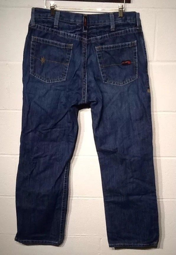 77c7fa400c9 Ariat Work FR M4 Flame Resistant Low Rise Boot Cut Jeans Mens Size 34X30  Blue  fashion  clothing  shoes  accessories  mensclothing  jeans (ebay link)
