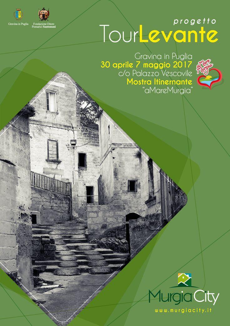 Progetto Tour Levante a cura dell'associazione MurgiaCity