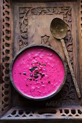 Kerala Onasadya Recipe: Beetroot Pachadi (Beetroot in Yoghurt Sauce)
