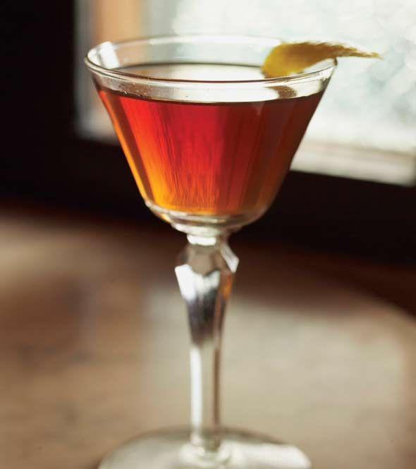 The Classic Manhattan Martini recipe. Check out drinkupdt.com for deals on this drink and more in the Indianapolis area.