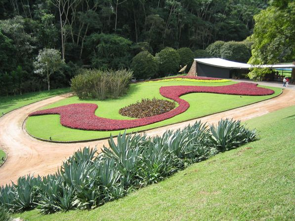 Resultado de imagem para burle marx jardins