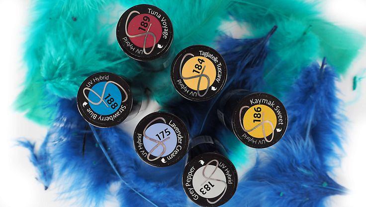 SEMILAC FLAVOURS  Nowa kolekcja deliciousbeauty.plJuż na blogu. ZAPRASZAM!