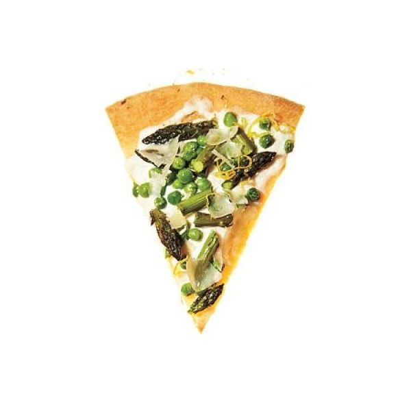200-Calorie Pizza Slices ($9) ❤ liked on Polyvore featuring home and kitchen & dining