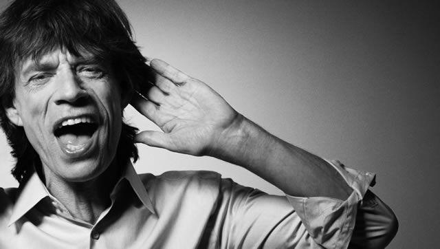 Mick Jagger fête aujourd'hui son 74eme anniversaire !  Happy Birthday !