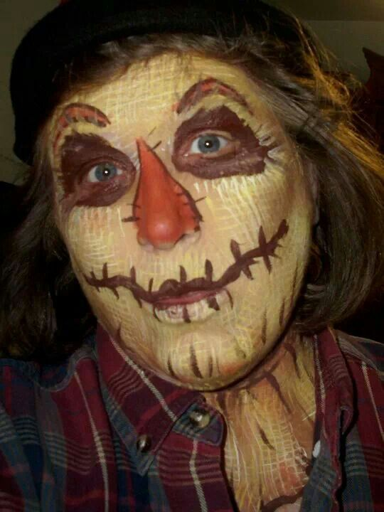 75 easy face painting ideas face painting makeup page 4 - Easy Face Painting Halloween