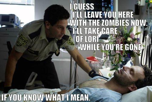 Walking Dead lovee it