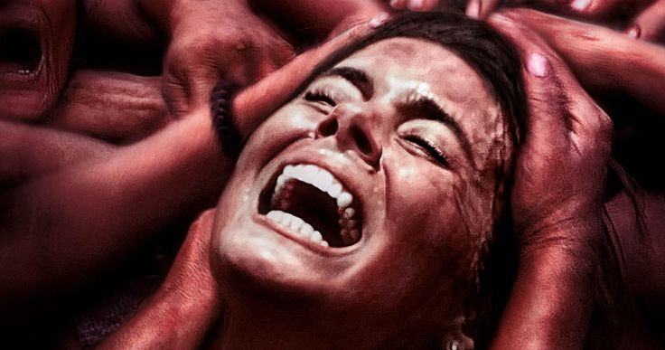 'Green Inferno' Comic-Con Trailer Prepares a Cannibal Feast -- A group of eager college students find themselves on the wrong end of the fork in a special sneak peek look at Eli Roth's 'The Green Inferno'. -- http://movieweb.com/green-inferno-trailer-comic-con/