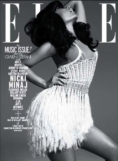 Elle mag cover feat Nicki Minaj: Wedding Dressses, Fashion, Nicki Minaj, Make Magazines, Nickiminaj, Beautiful, Dresses, Photo, Magazines Covers