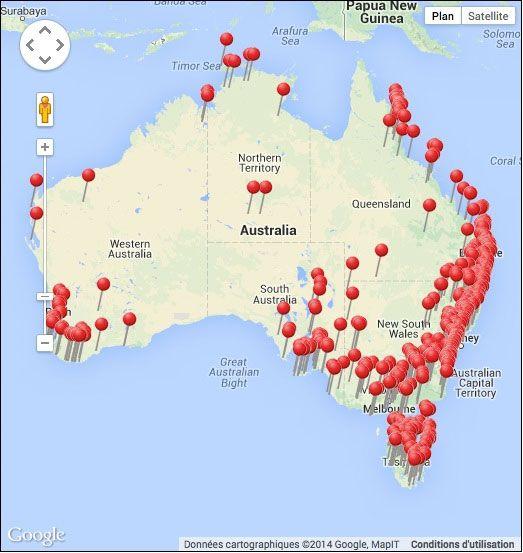 National Parks Accommodation - Accommodation near National Parks in Australia