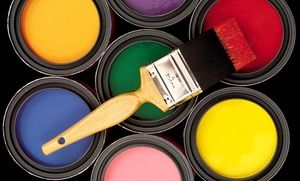 Groupon - Interior or Exterior Painting from Professional Painting Services (Up to 50% Off). Three Options Available. in Steger. Groupon deal price: $199