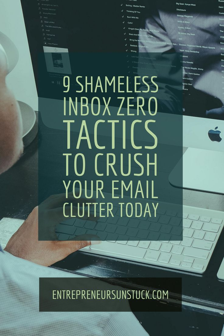Are you caught in the email overload dilemma? Take these 9 proven inbox zero tactics to eliminate your email clutter forever.