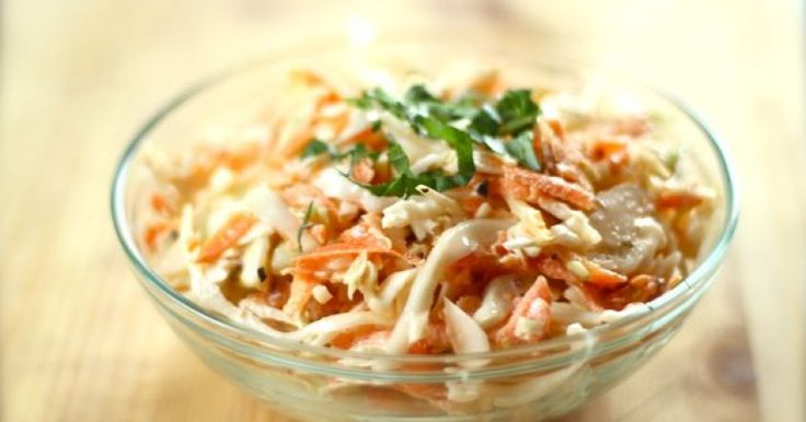 Resepti: Coleslaw
