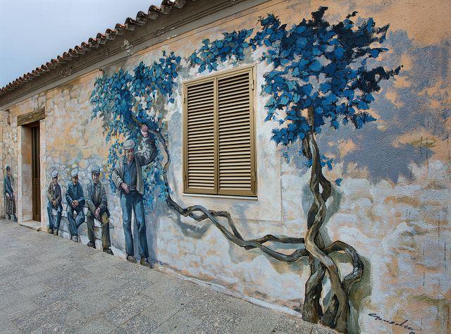 murale a Palau (Sardinia) by giannifa2007, via Flickr