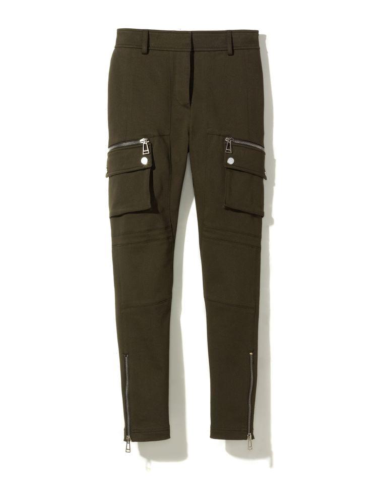 The Wild Child Gift Guide - Belstaff trousers, $650, Belstaff, New York, 212.897.1880.