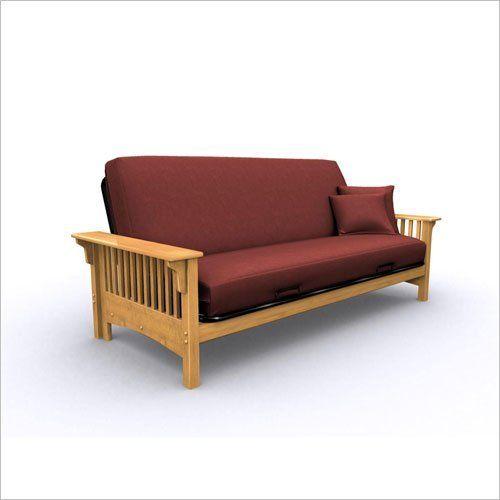 Full American Furniture Alliance Santa Barbara Golden Oak