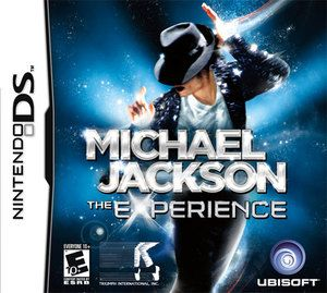 Michael Jackson The Experience - DS Game