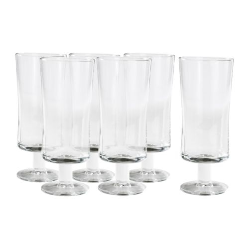 just bought these - love them! Cute on the table and easy to drink from!