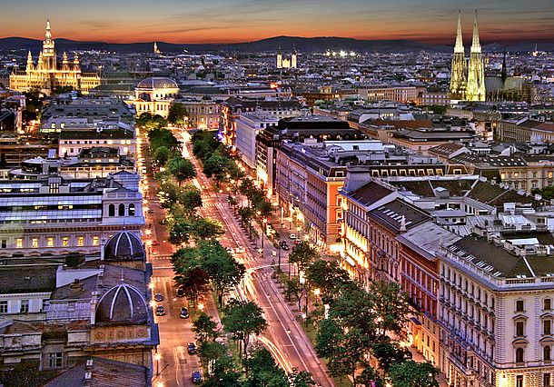 Follow our lead and make your 24 hours in Vienna unforgettable. #feelaustria Copyright: Wien Tourismus