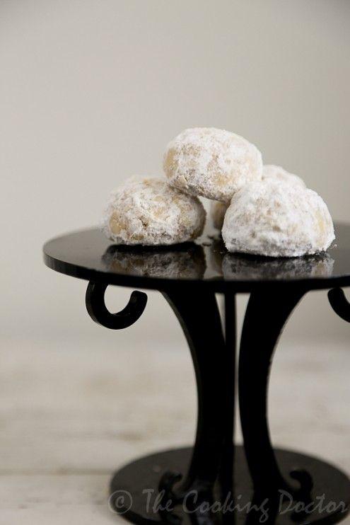 Mexican Wedding Cookies Recipe