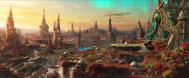 'Ego: The Living Planet' in 'Guardians Of The Galaxy: Vol. 2' (2017)