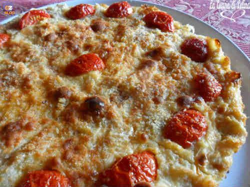Torta di pane raffermo | La Cucina di Lelina