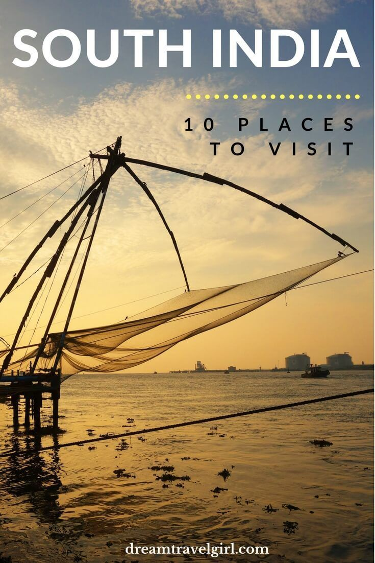 India travel: 10 places to visit in South India across the states of Kerala, Karnataka and Tamil Nadu, including temples, backwaters, popular and off the beaten path destinations
