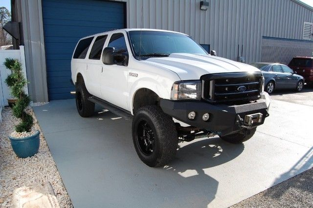 2001 Ford Excursion 7.3L Diesel in Knoxville, Tennessee
