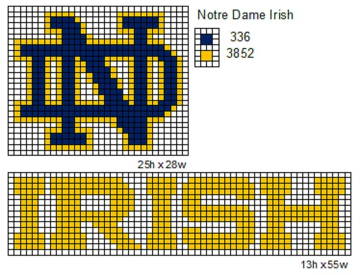 Notre Dame needle work Pinterest Irish, deviantART ...